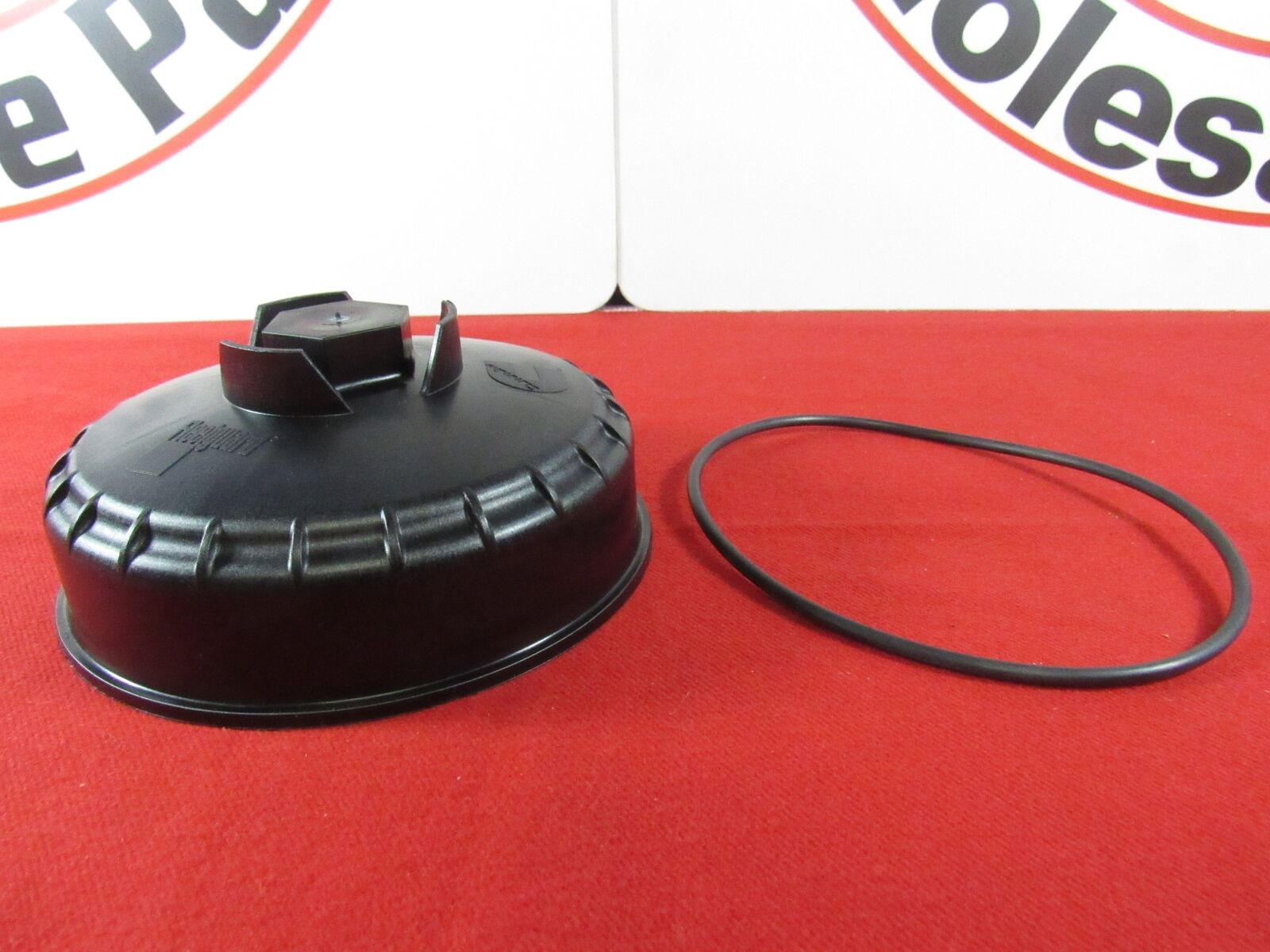 Dodge Ram Cummins 67l Fuel Filter Canister Housing Cover Lid Cap 2010 3500 Location 1 Of 7free Shipping