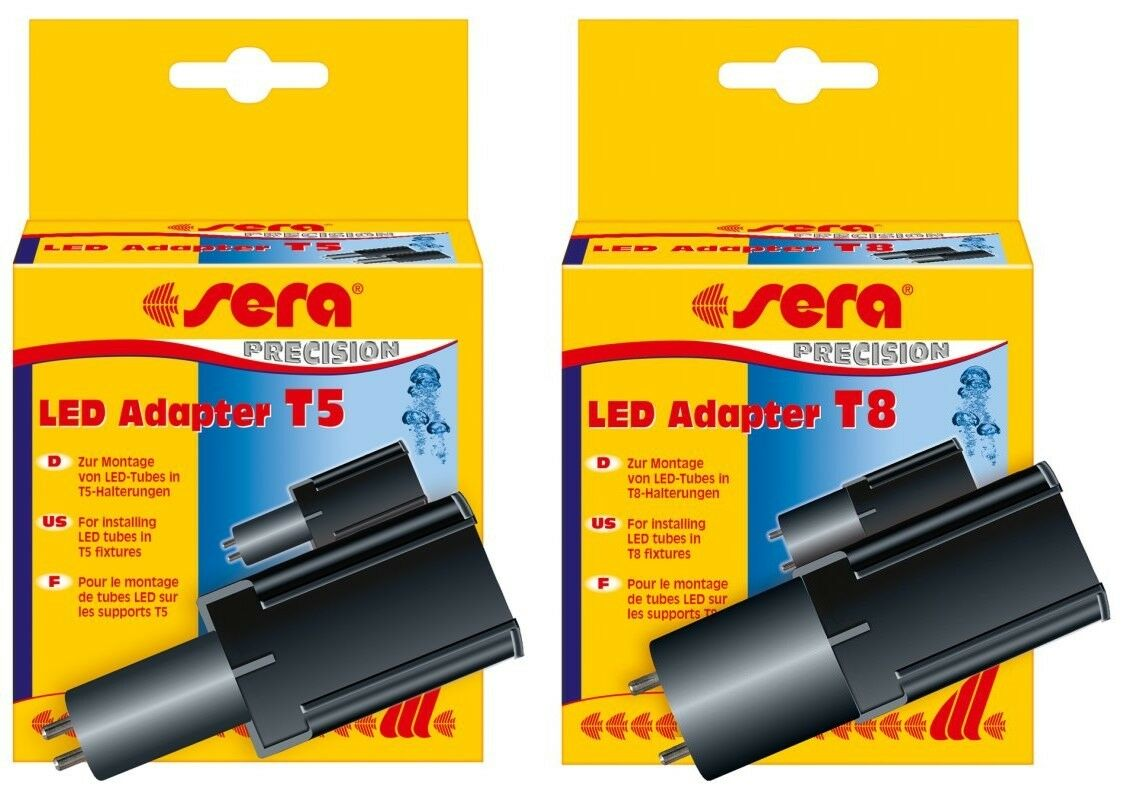 Sera LED Adapter T5 und T8 zur Montage der X-change tubes Aquarium