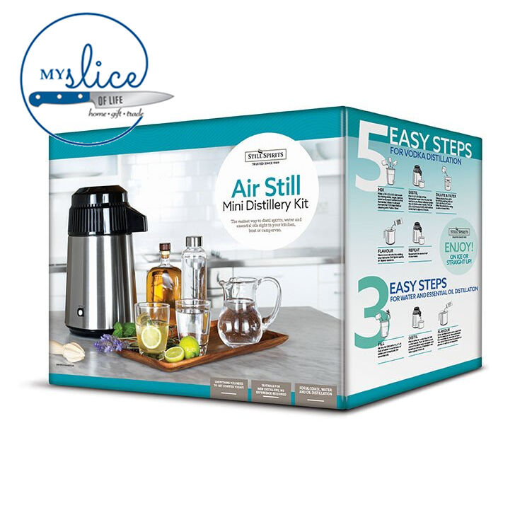 Still Spirits Air Still Mini Distillery Kit - Alcohol / Water / Oils