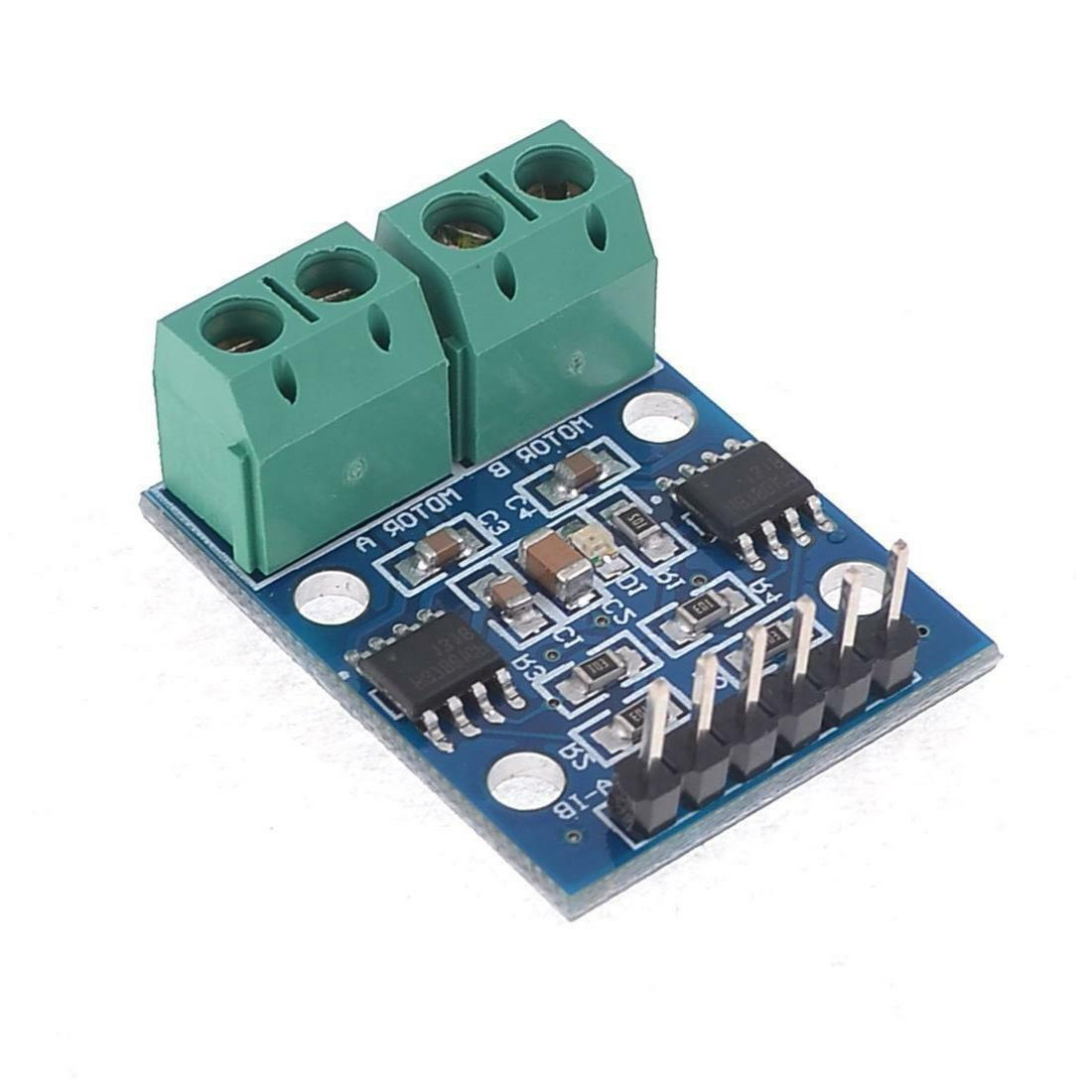5pcs H Bridge Stepper Motor Dual Dc Motor Driver