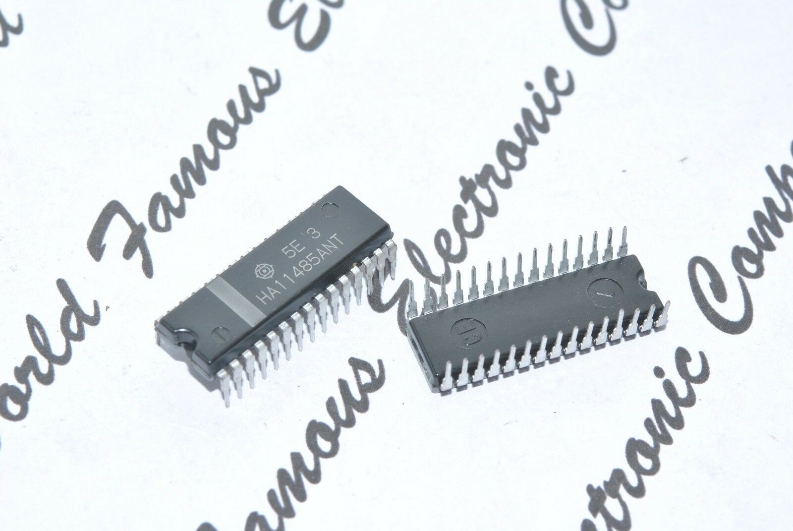 1pcs Hitachi Ha11485ant Integrated Circuit Ic Genuine Nos Basic Information For Beginners In 1 Of 2 See More