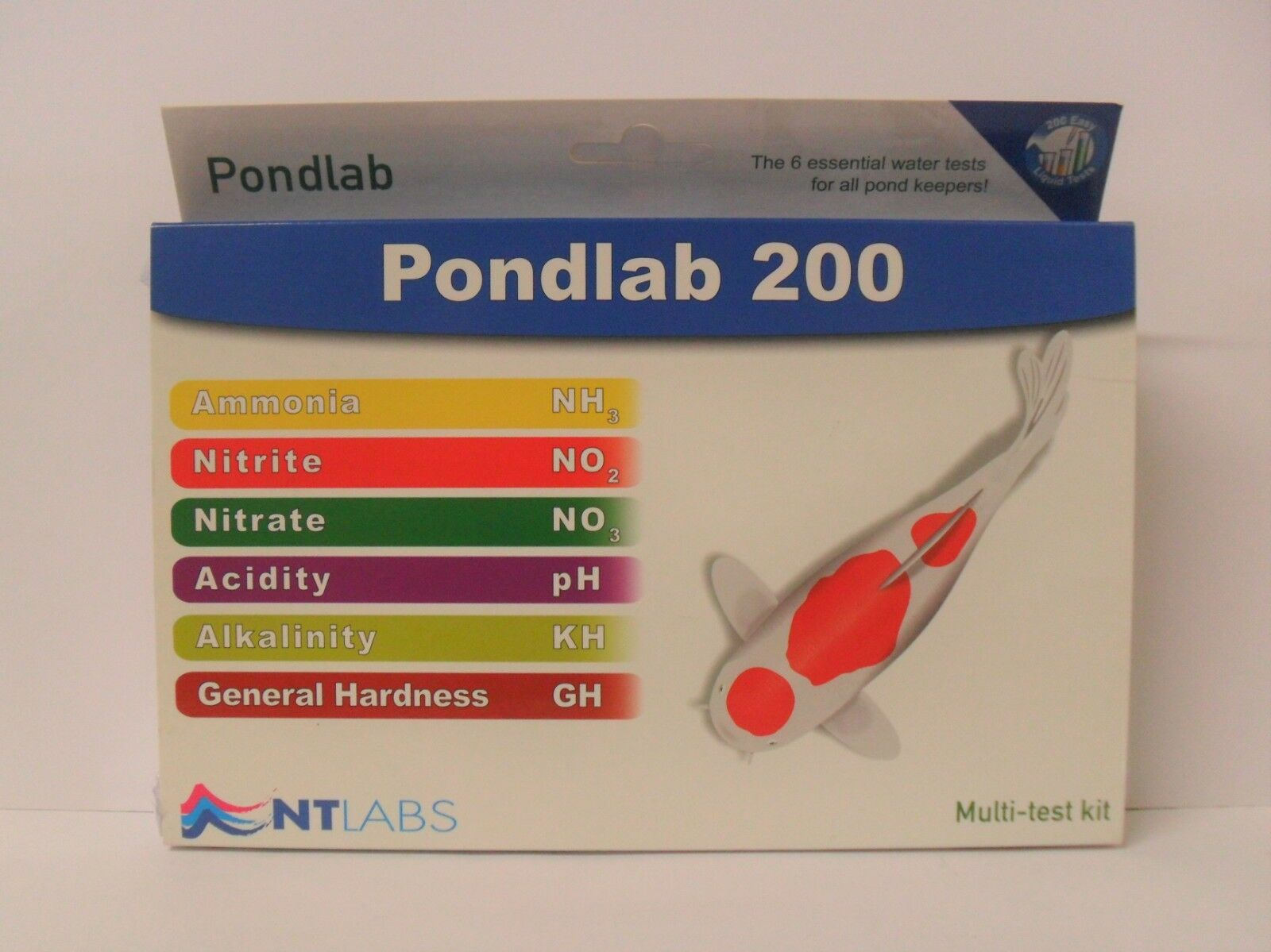 NT Labs Pondlab Multi Test Kit. Koi Pond