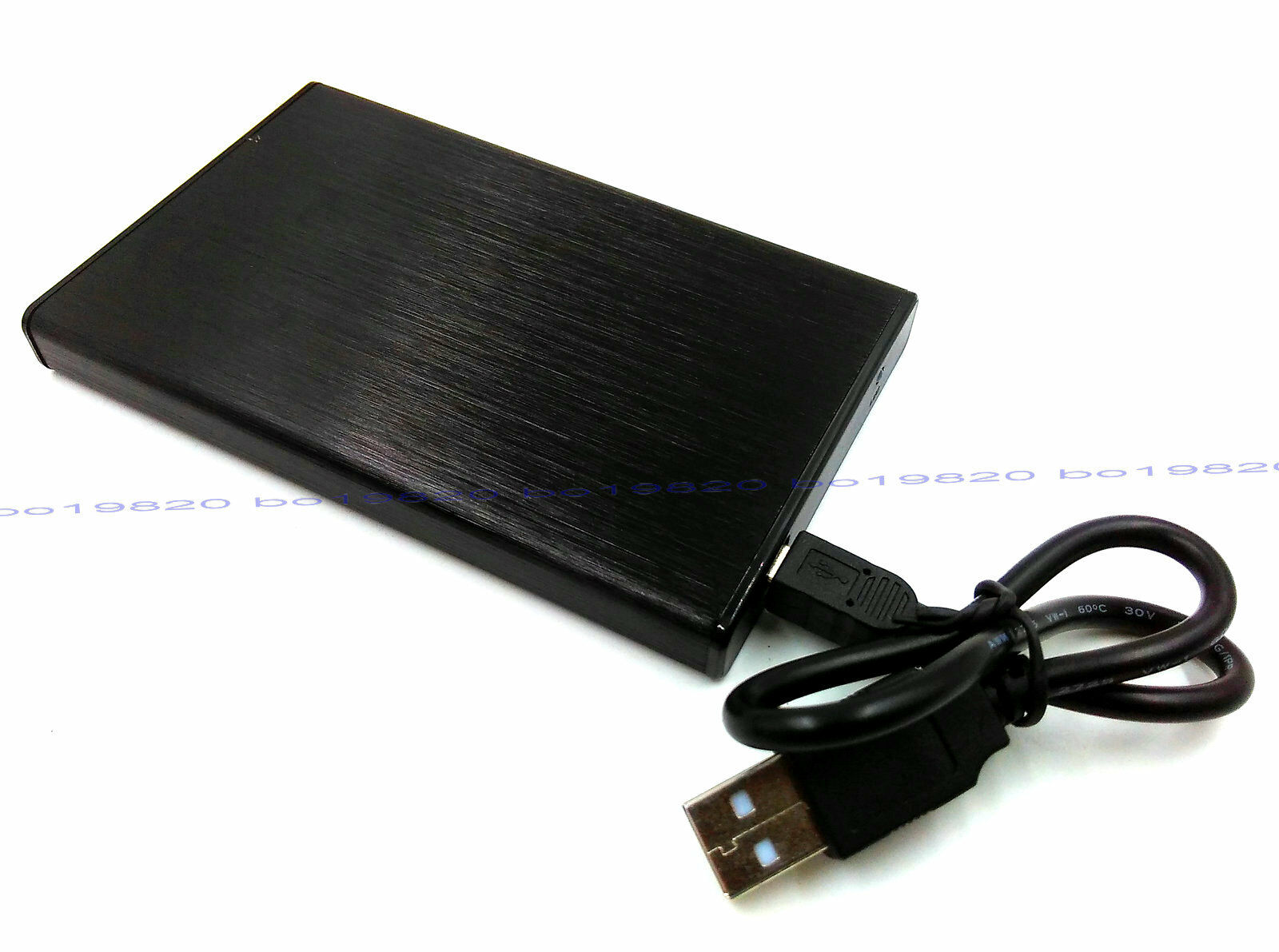 Black New 160 Gb External Portable 25 Usb 20 Hard Drive Hdd Pouch Harddisk 1 Of 2free Shipping