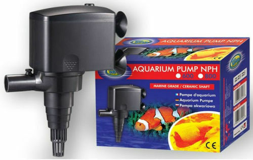 Aqua Nova Aquarium Powerhead 800 L/h Fish Tank Filter Pump Power Head NPH800