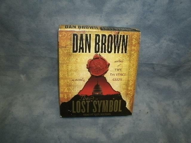 Robert Langdon The Lost Symbol A Novel Bk 3 By Dan Brown 2009