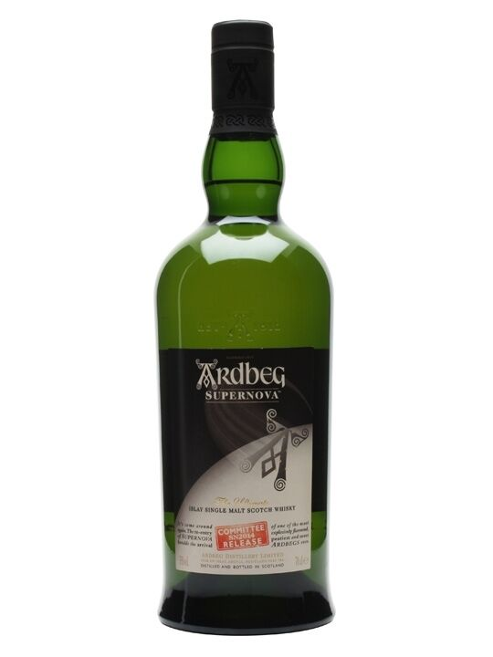 Ardbeg 2014 Supernova Committee Release Single Malt Scotch Whisky 750ml RARE