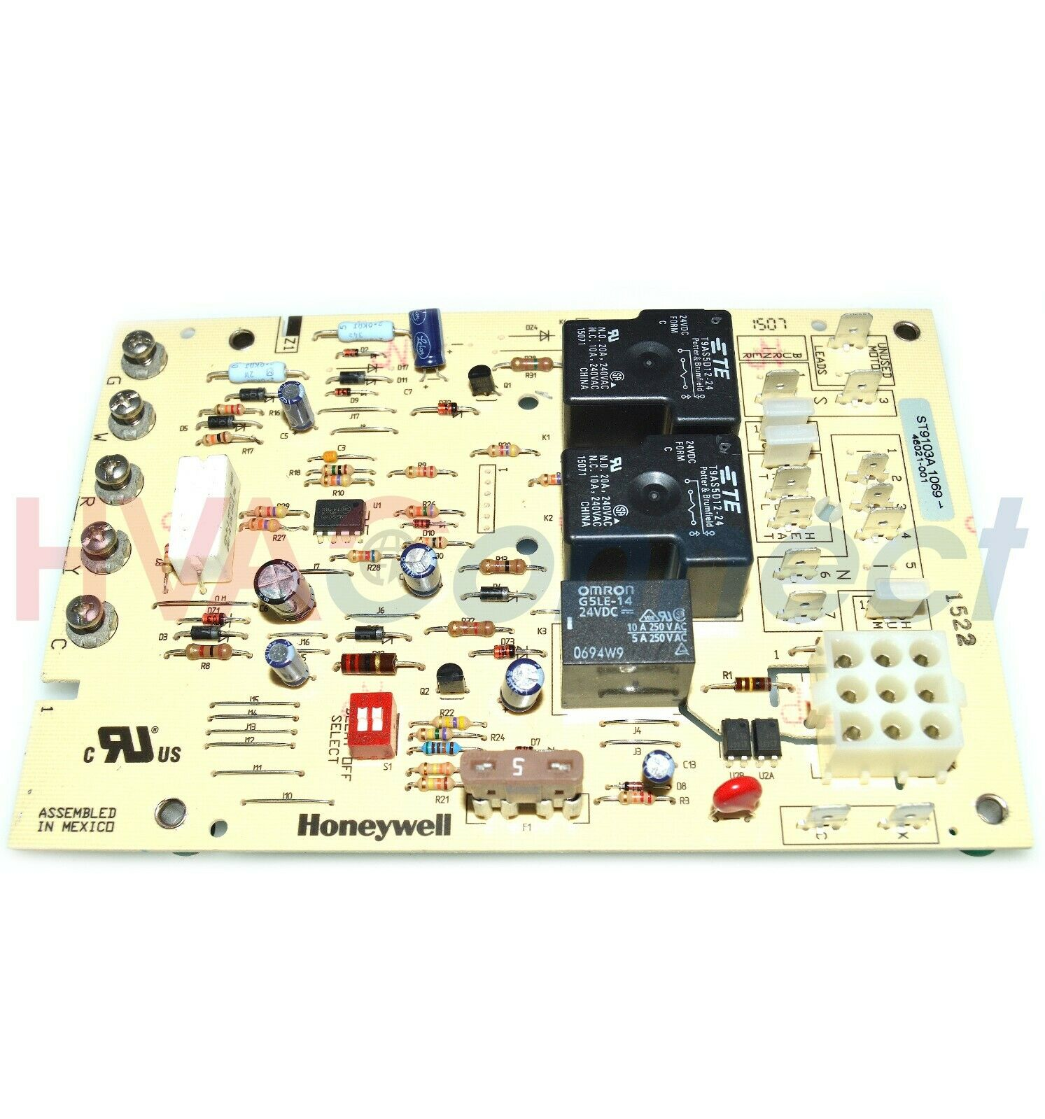 OEM Lennox Honeywell Furnace Control Circuit Board ST9103A1069 ST9103A 1069  1 of 1Only 4 available ...