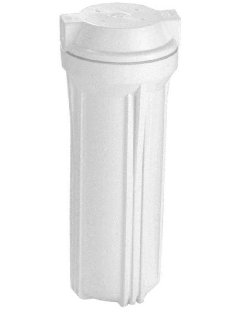 """10"""" Reverse Osmosis Housing with 1/4"""" Ports for RO Water Filter / Aquarium"""
