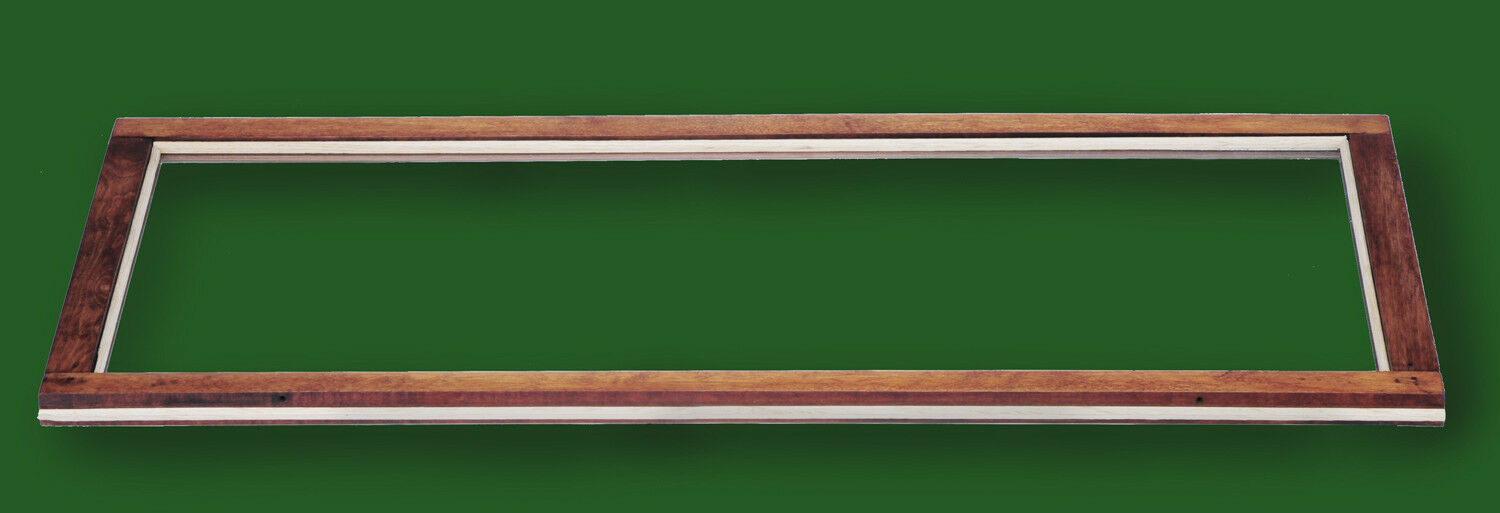Factory Globe Wernicke® Bookcase Door Glass Retaining Strips 4 Glass Replacement