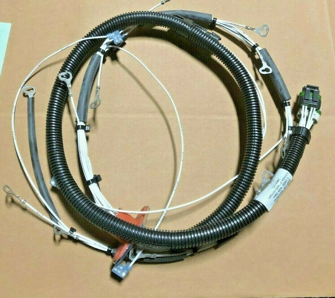 Genuine Detroit Diesel Wiring Harness Dde 23532060 60 Series Gpw 1 Of 2only 4 Available