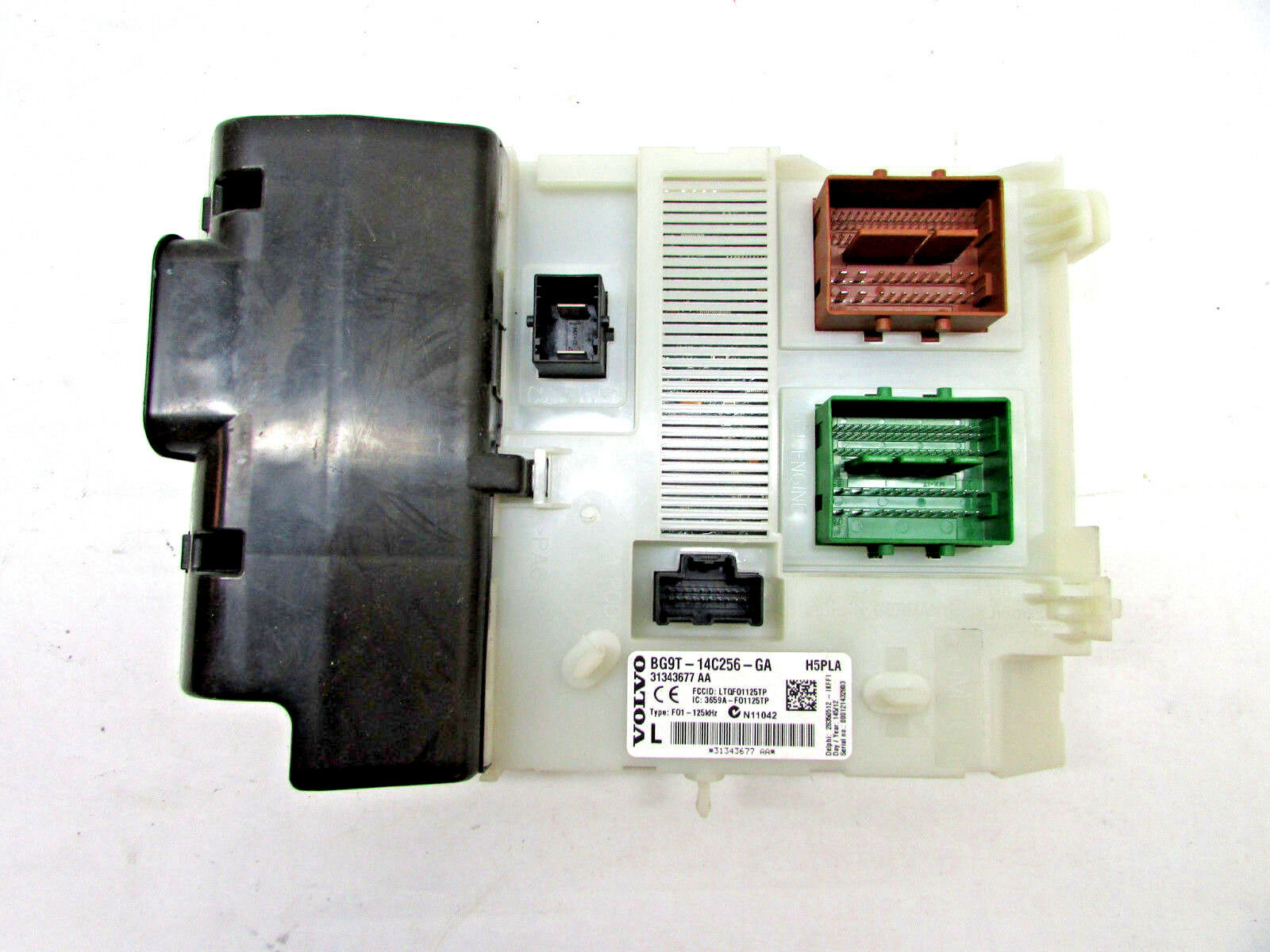 2013 Volvo S60 T5 Dash Fuse Relay Box 31343677 Oem 12 13 14 1 of 6FREE  Shipping ...