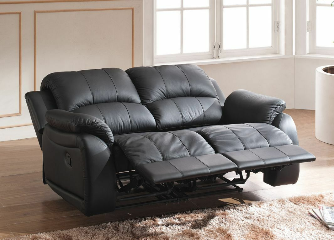 voll leder fernsehsofa relaxsessel relaxsofa fernsehsessel 5129 2 s mitte febr eur 799 00. Black Bedroom Furniture Sets. Home Design Ideas