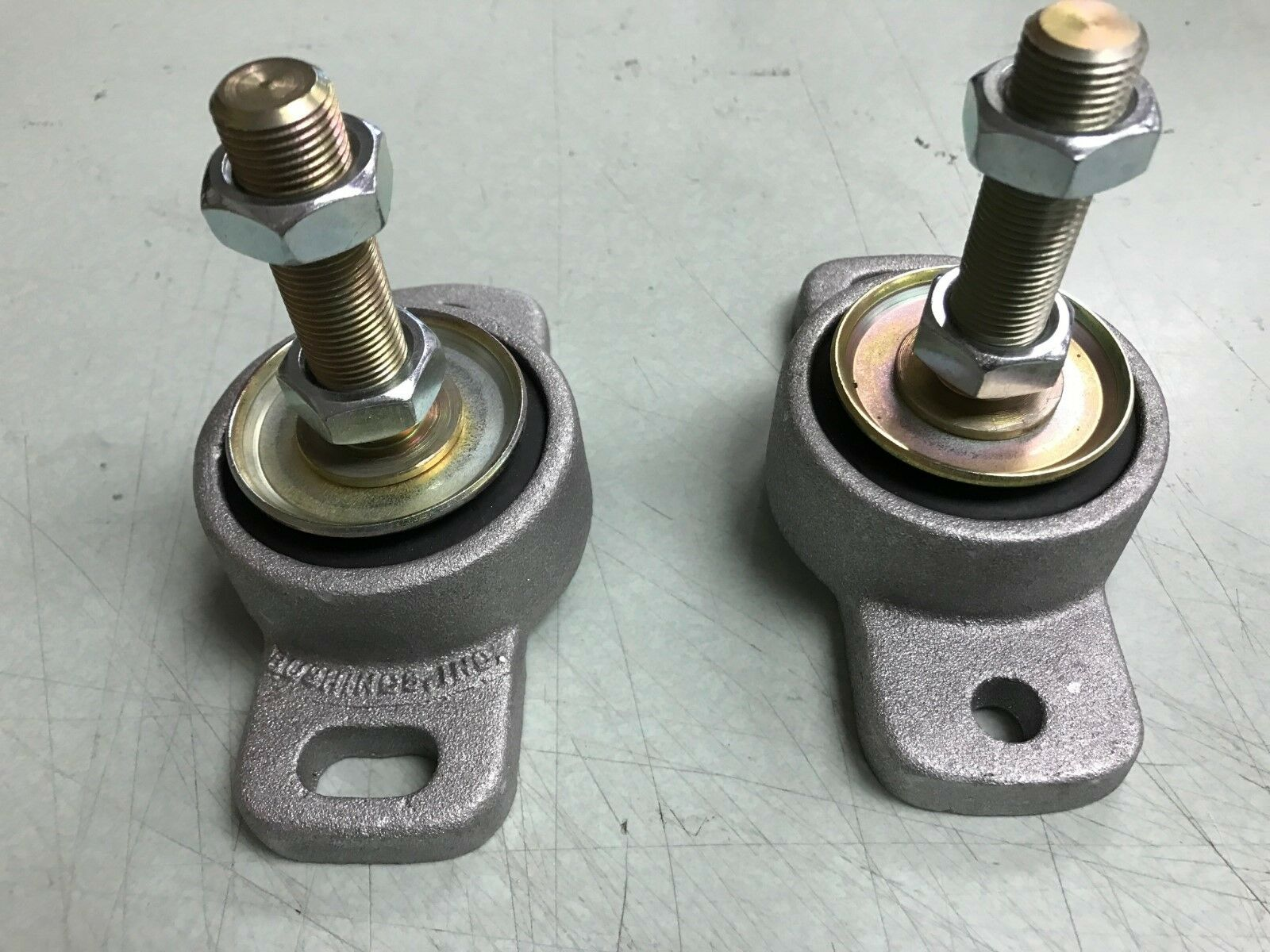 Inboard Engine Motor Mounts Df100 Pair Marine Boat Mount Omc Wiring Harness Parts Ebay Boatingmall 1 Of 3