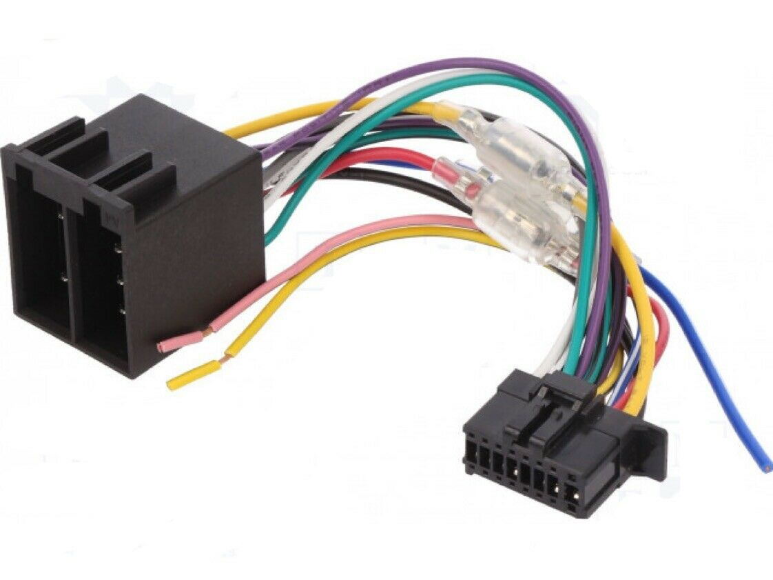 PIONEER POWER WIRING Harness For App Radio Sph-Da100 Sph-Da110 Sph ...