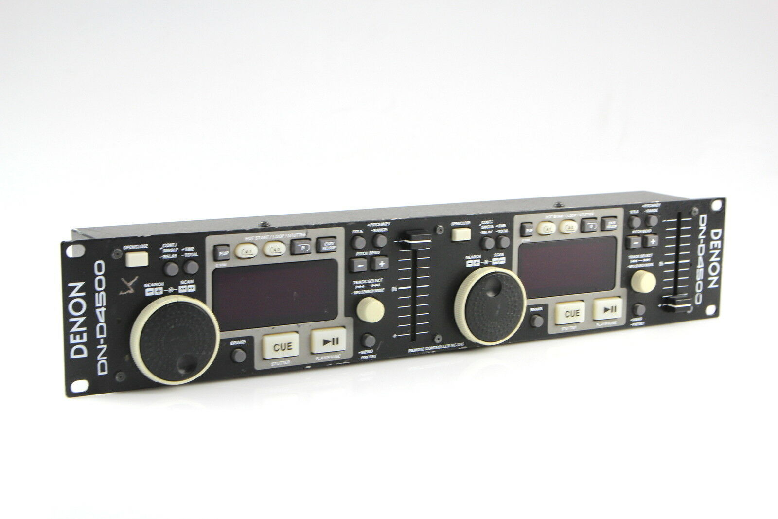 Denon DN-D4500 Dual CD/MP3 Player 1 of 7Only 1 available ...