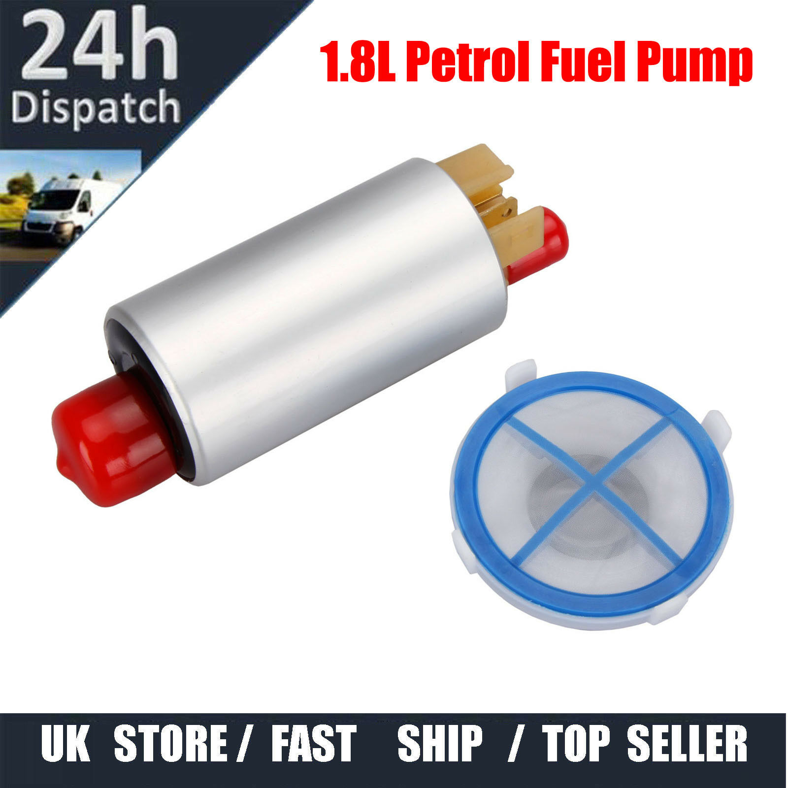 In Tank Lift Pump Fuel For Volkswagen Golf Jetta Mk1 Mk2 Passat Vw 18 Petrol 1 Of 7free Shipping See More