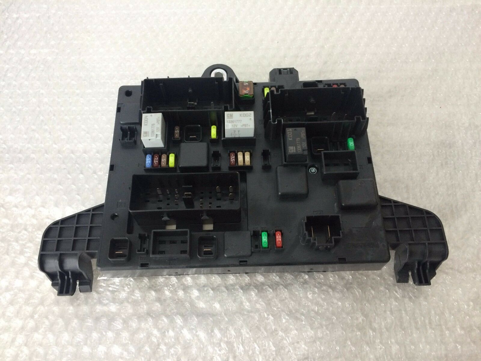 Astra J Rear Fuse Box Trusted Wiring Diagrams Gm Open Vauxhall 2 0 Cdti 160 Bhp Diesel 13302301
