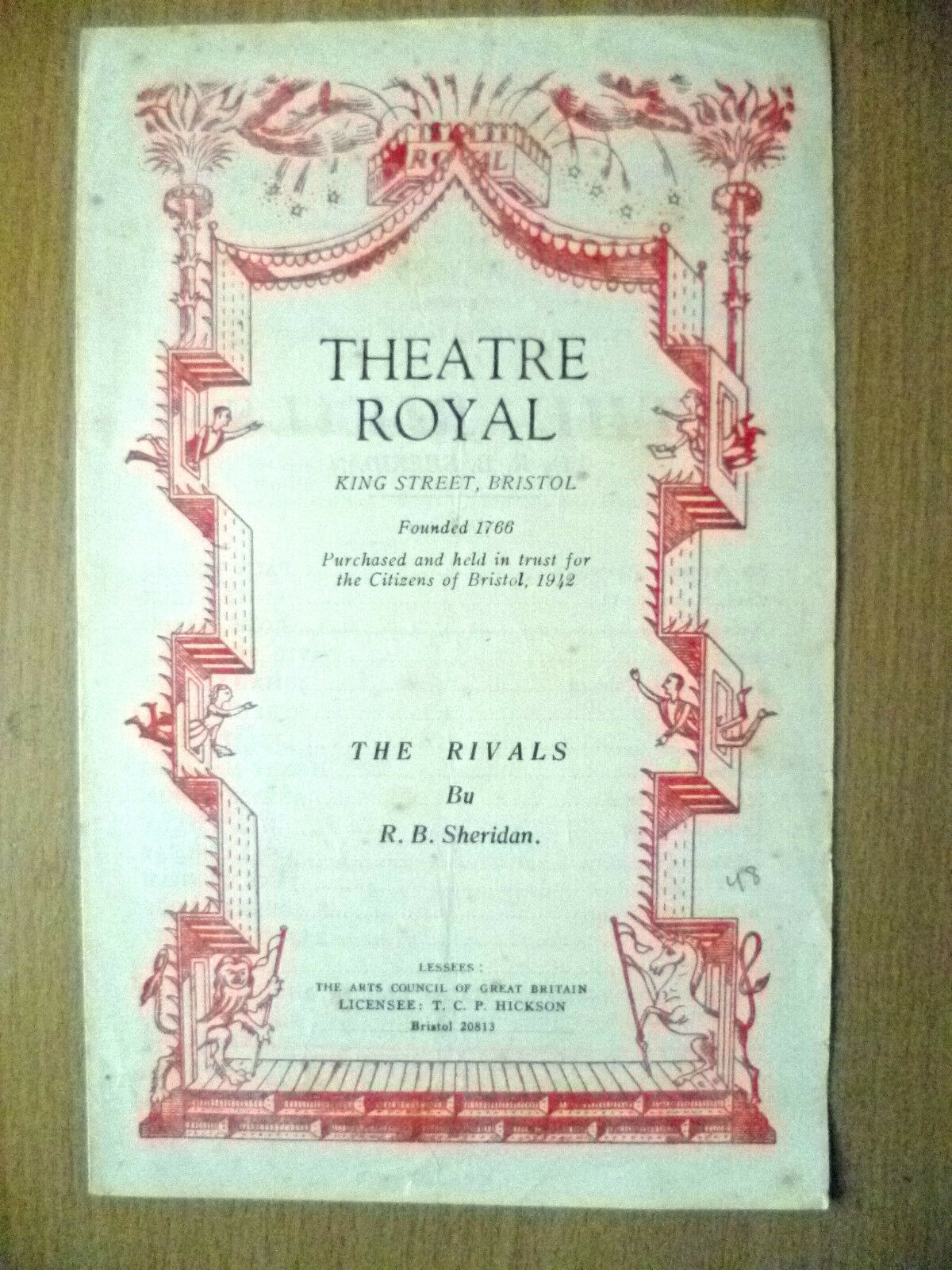 the rivals by r b sheridan A feminist microhistory of the sheridan  the sheridan's rb's older sisters were very helpful in providing her  is to write the rivals,.