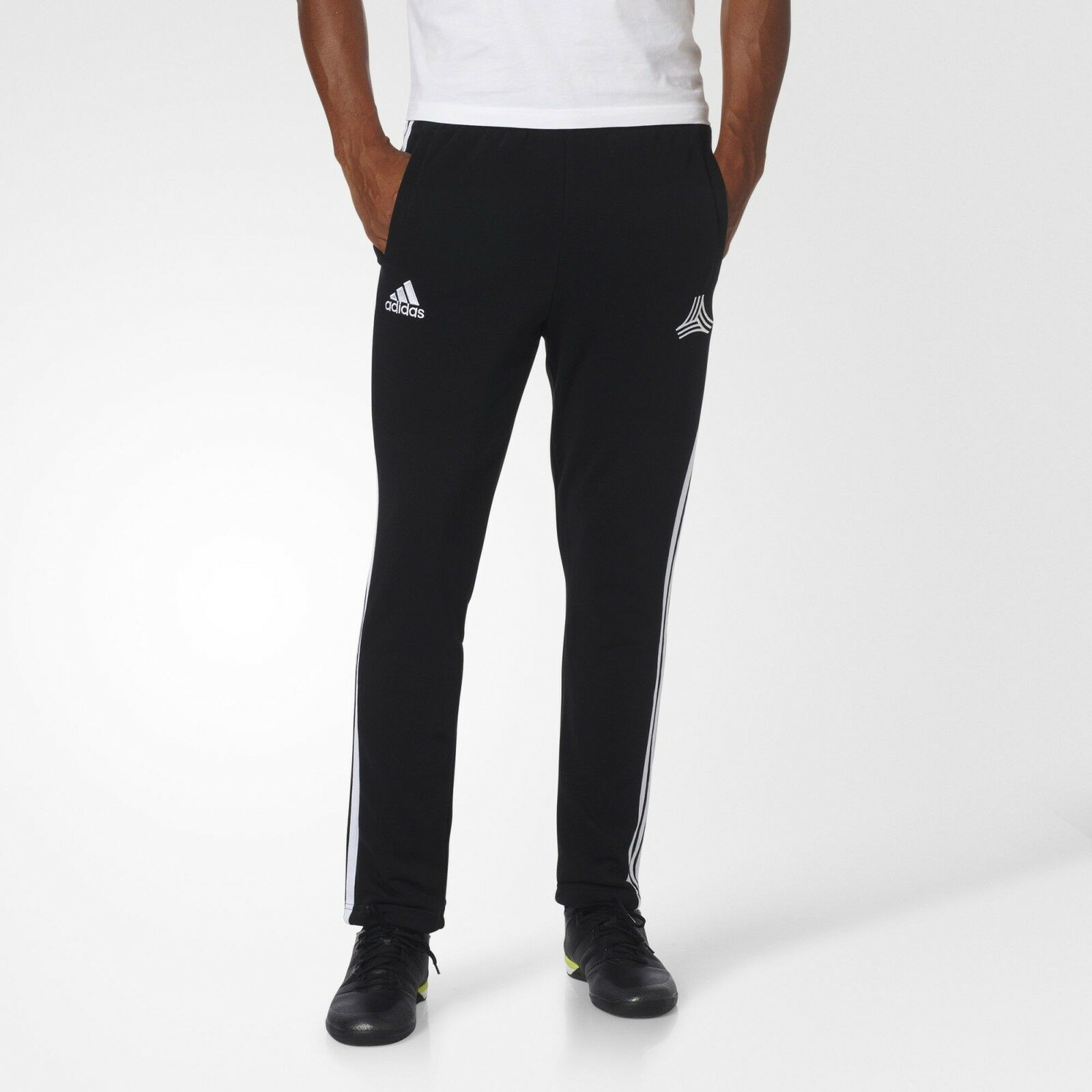 adidas Tango Cage Sweat Pants Men's Black