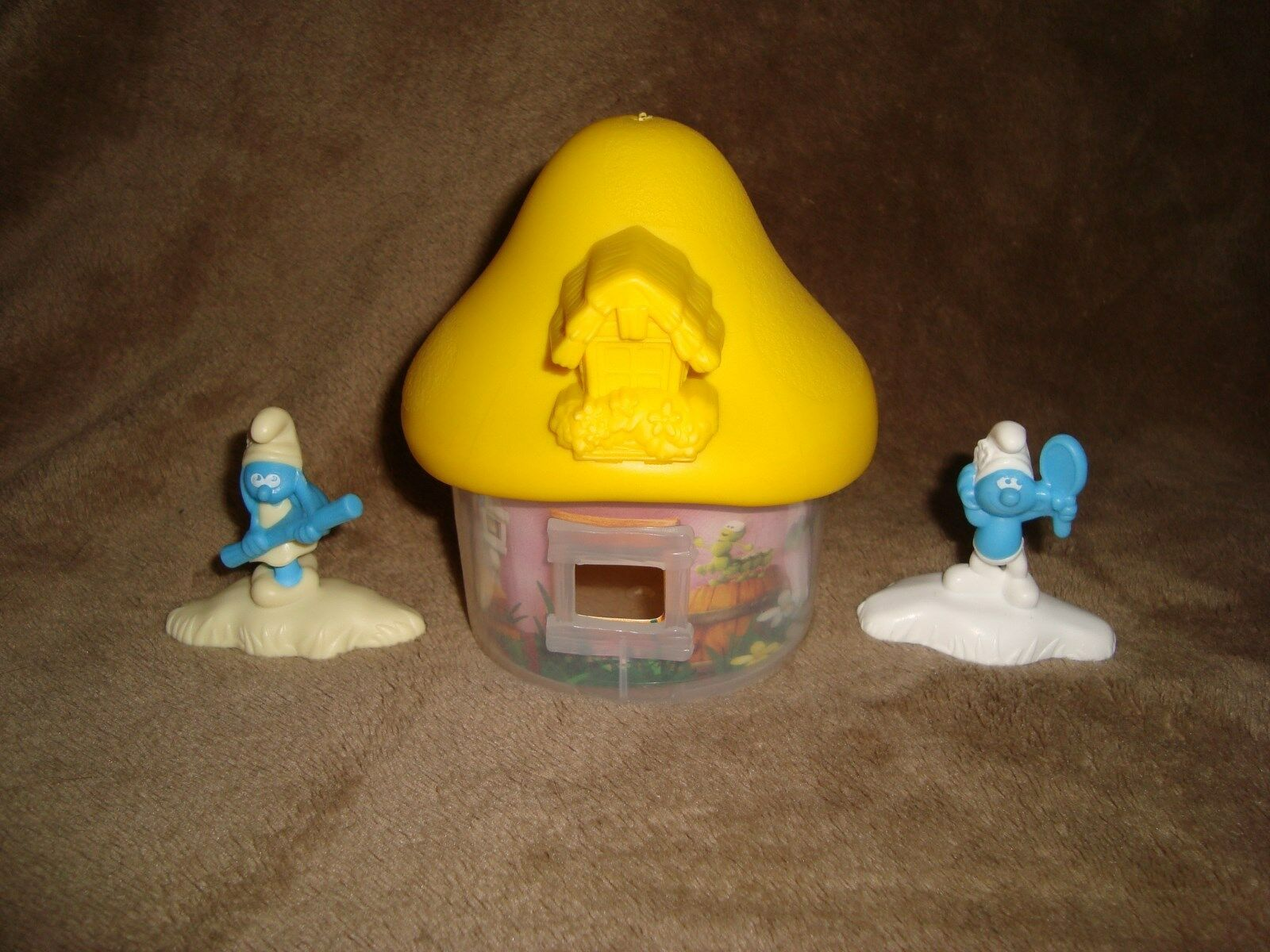 2017 MCDONALDS Happy Meal Toy Smurfs The Lost Village ...