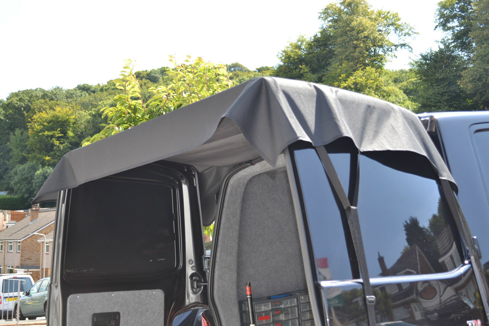 Ford Transit Connect Van 2002 2013 Rear Doors Awning