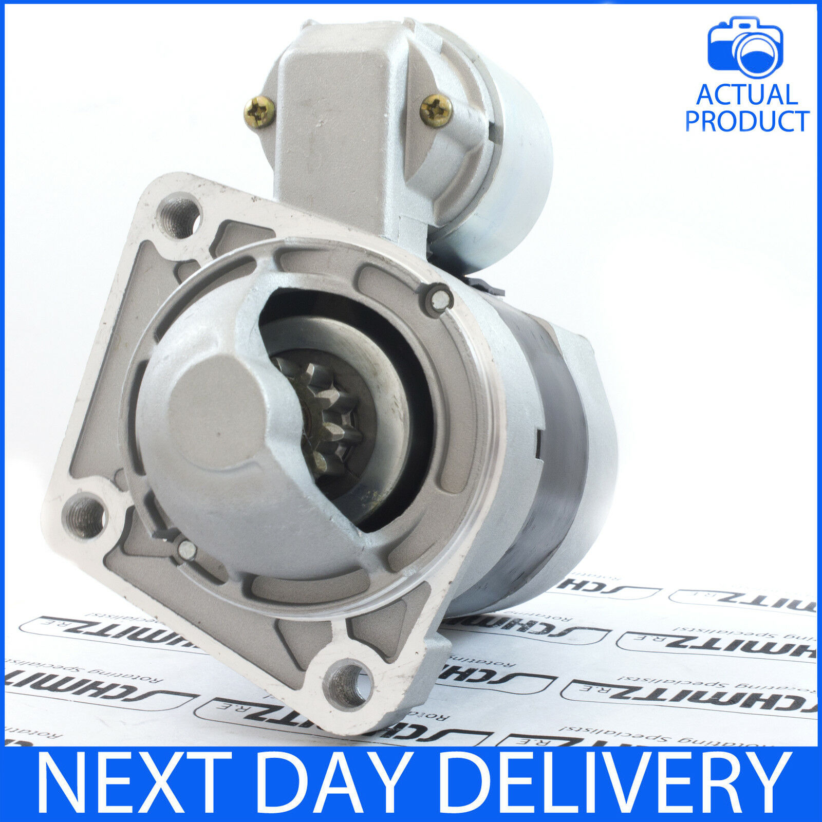 Fits Ford Ka Sportka Street 13 16 1996 2008 Petrol New Starter Bench Test Solenoid 1 Of 4free Shipping