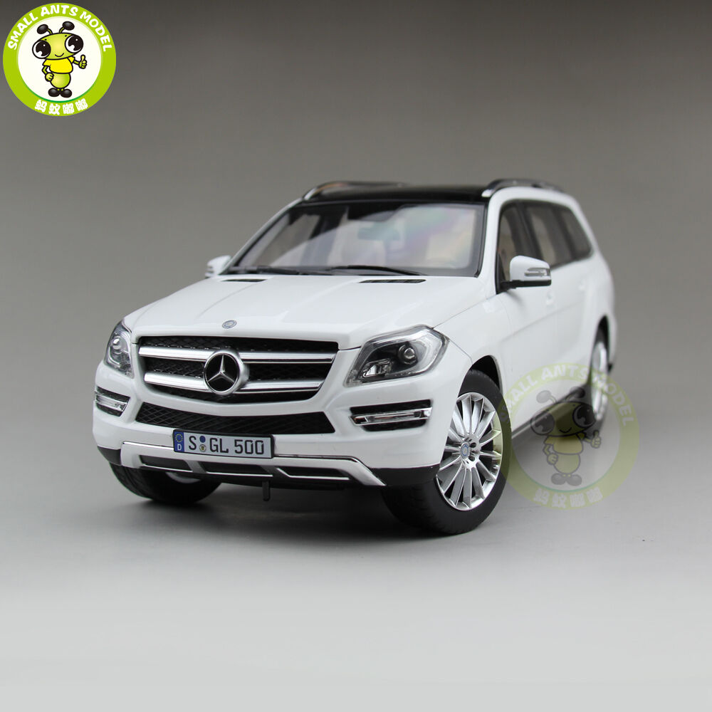 1 18 daimler mercedes benz gls 500 diecast model car suv for Diecast mercedes benz