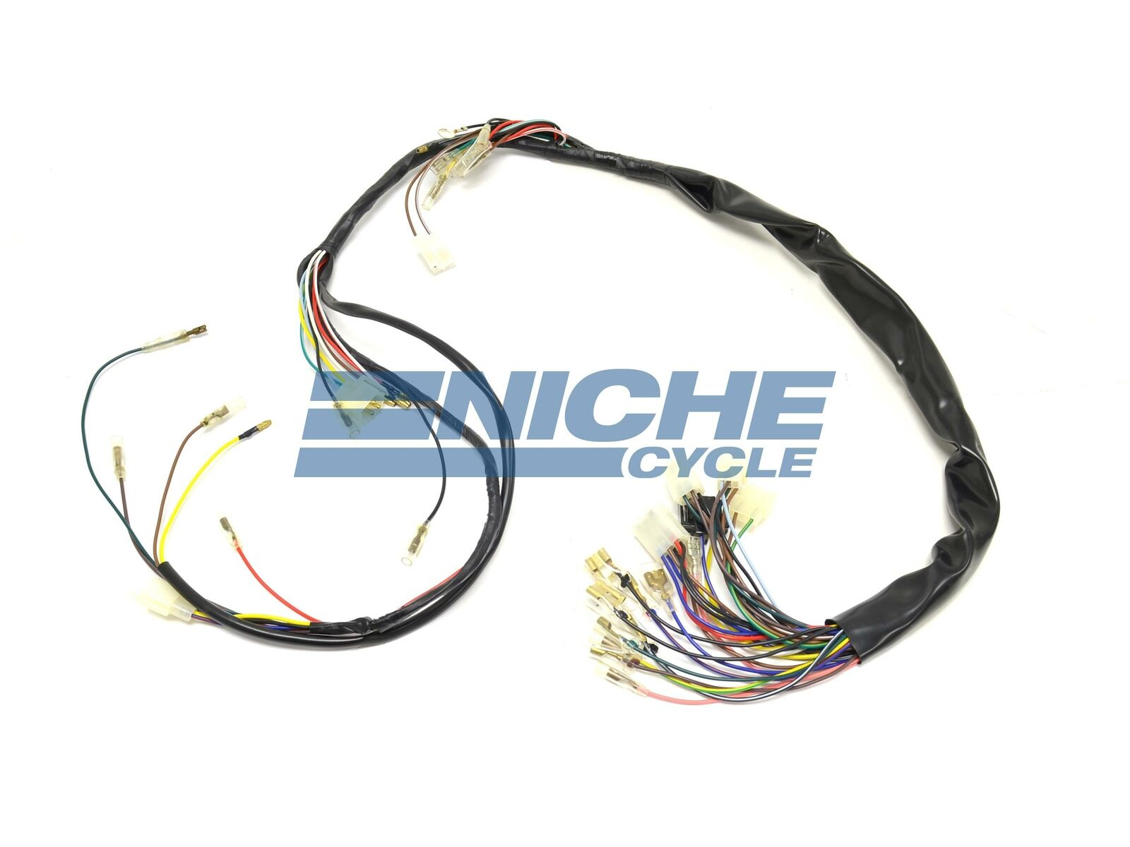 Yamaha Xt250 80 81 Main Wire Harness Wiring Loom 3y1 82590 50 00 Scout 1 Of See More
