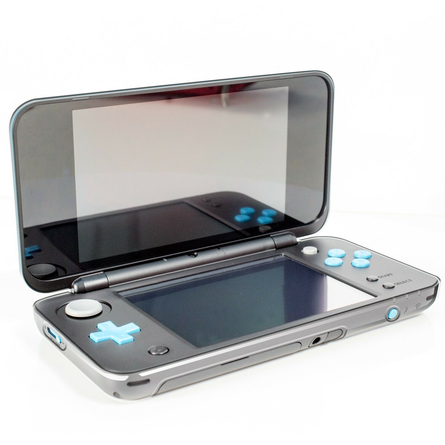 Orzly crystal clear invisi case cover for nintendo 2ds xl for Housse nintendo 2ds xl