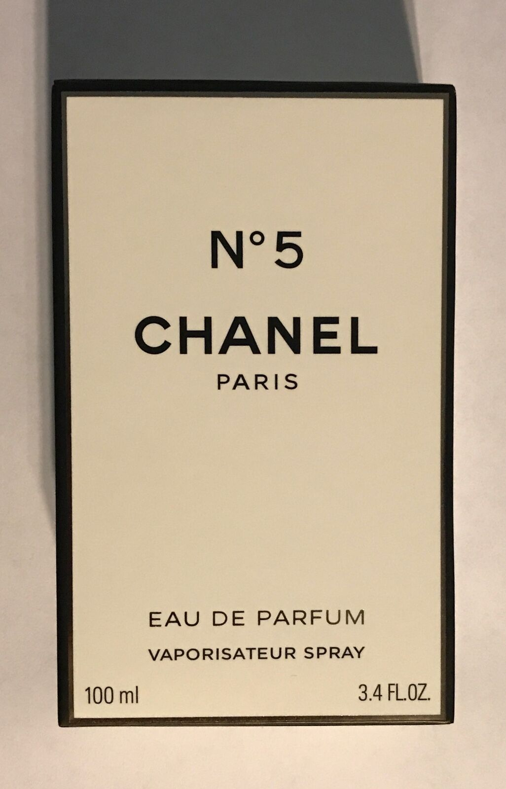 Chanel No 5 34oz Womens Eau De Perfum Edp Factory Sealed Women 100ml 1 Of 6only 4 Available
