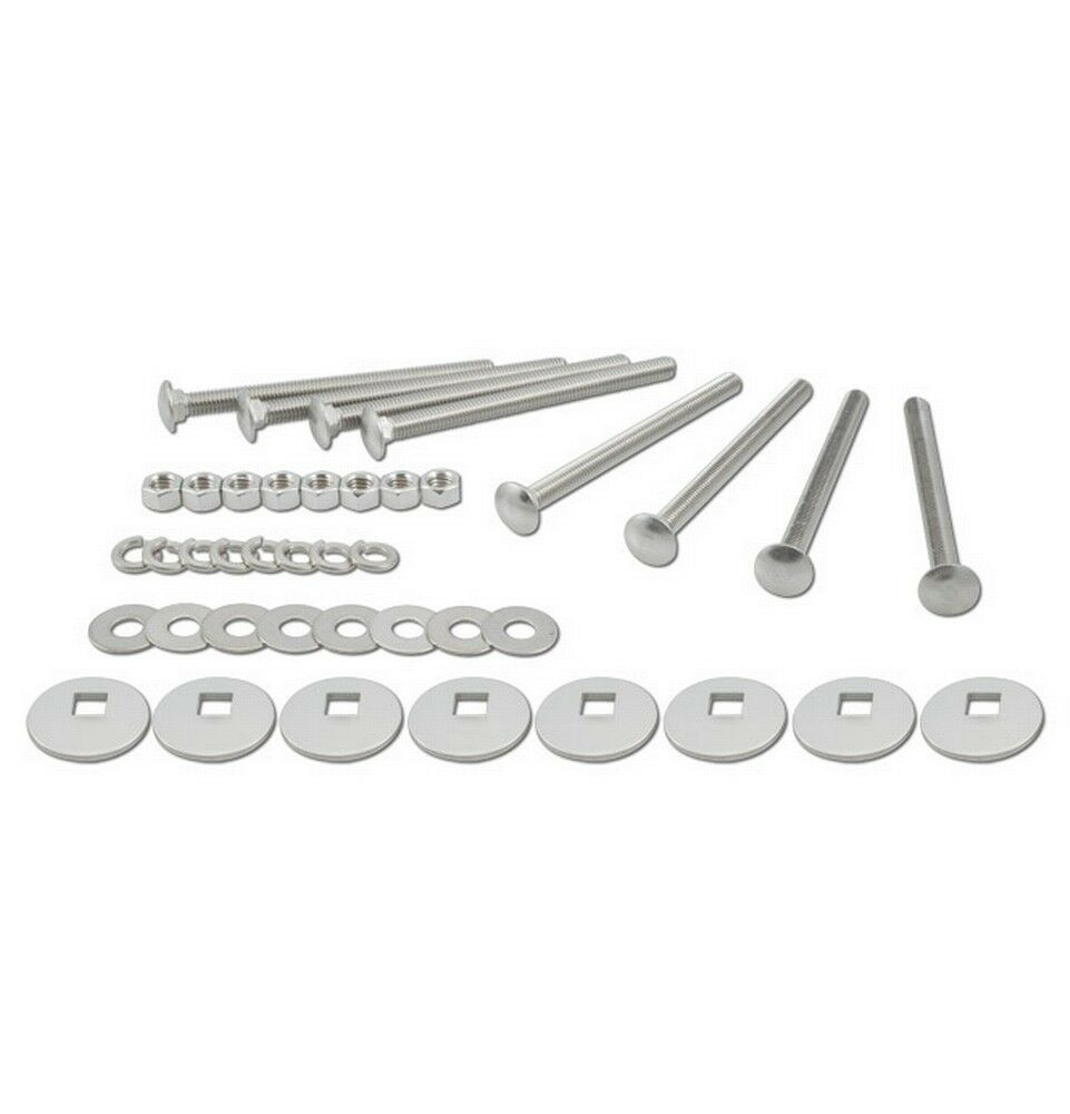 1960-72 CHEVY TRUCK Bed to Frame Bolt Kit - Stainless - Short or ...