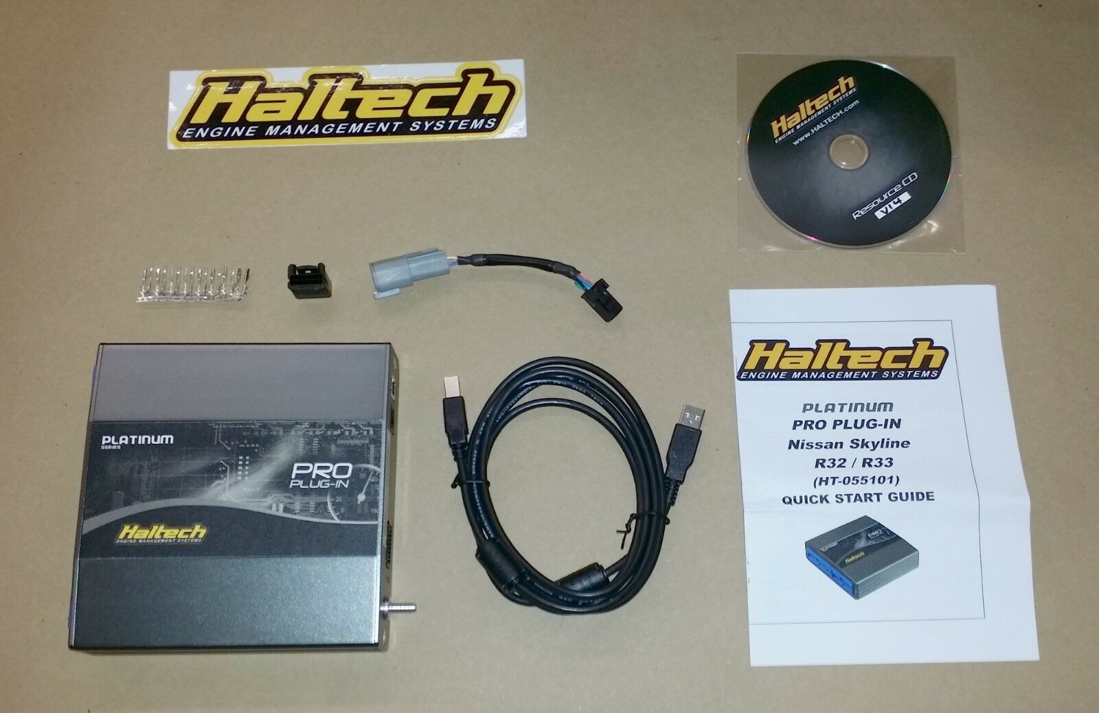 Haltech Ht055101 Platinum Pro Plug In Ecu For Nissan Rb20 Rb25 Rb26 Wiring Harness 1 Of 4 See More