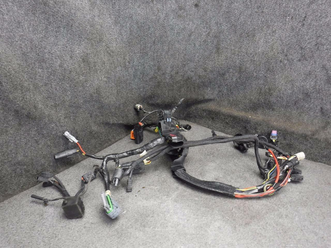 07 Harley Sportster XL 1200 XL1200 Wiring Wire Harness 481 1 of 5Only 1  available See More