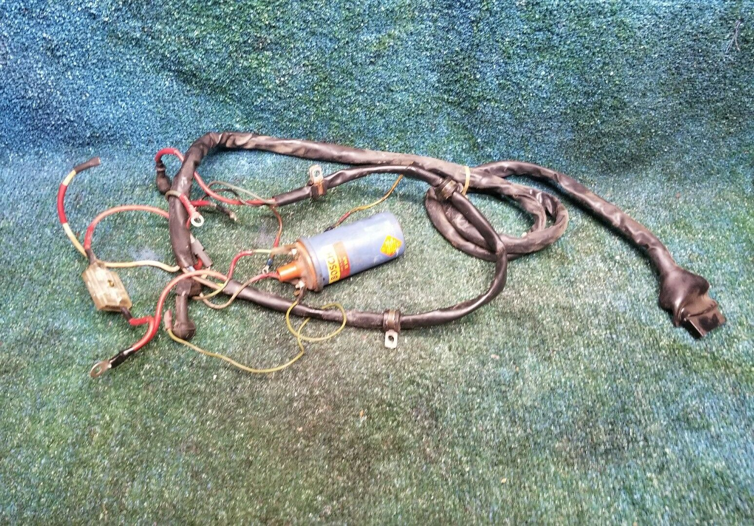 Volvo Penta AQ130 B20 4 Cylinder Engine Wiring Harness 1 of 7Only 1  available ...
