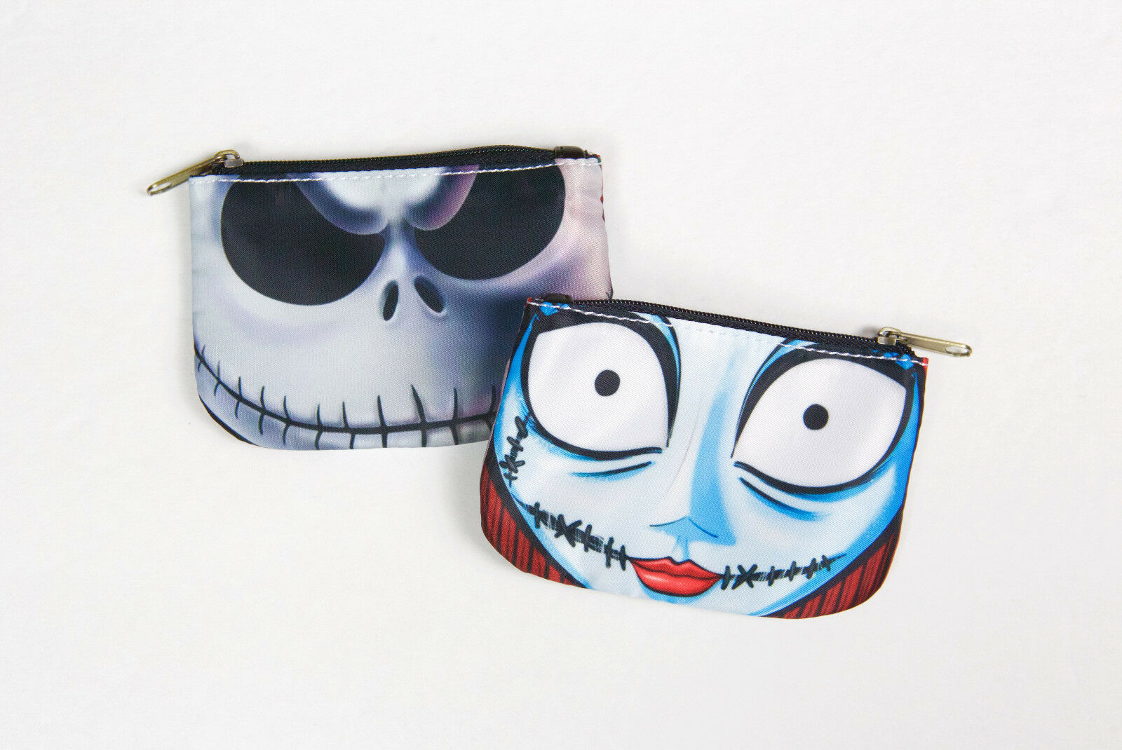 JACK AND SALLY Nightmare Before Christmas Coin Purse - Cool Travel ...