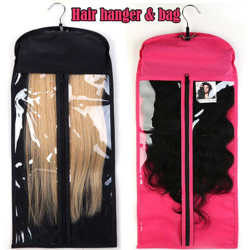 Markdown Virgin Hair Clip In Hair Extension Storage Suit Case With