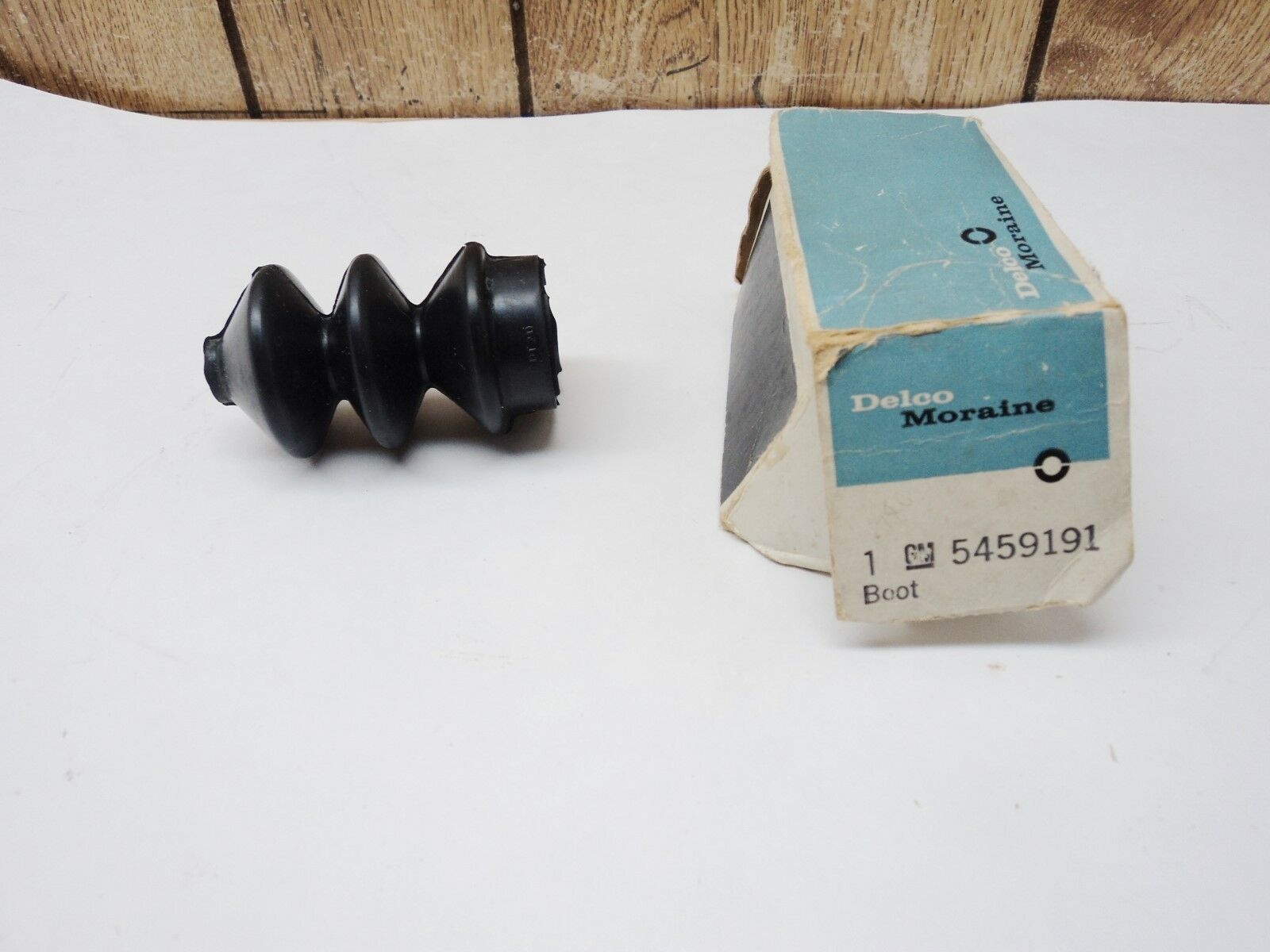 Nos 1960 1966 Chevy C10 C20 C30 Truck Clutch Slave Cylinder Boot Gmc Stepside 1 Of 4only Available