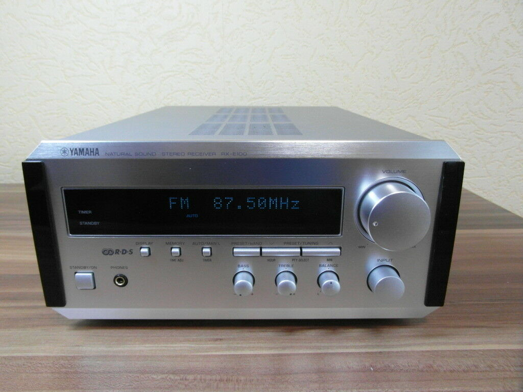Yamaha Natural Sound Watt Stereo Receiver