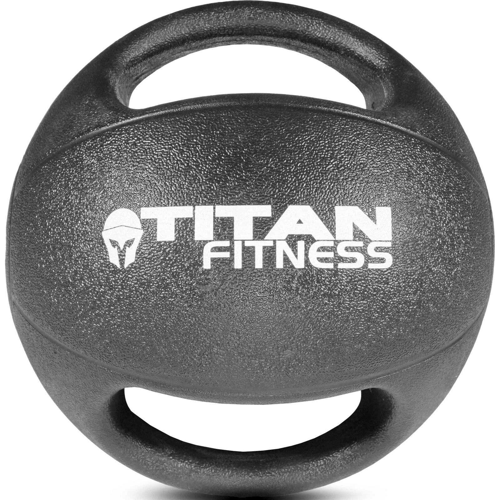 Titan Dual Grip Medicine Ball Rubber Sport Double 6 20 Lb Weighted Gym 10kg 1 Of 1free Shipping