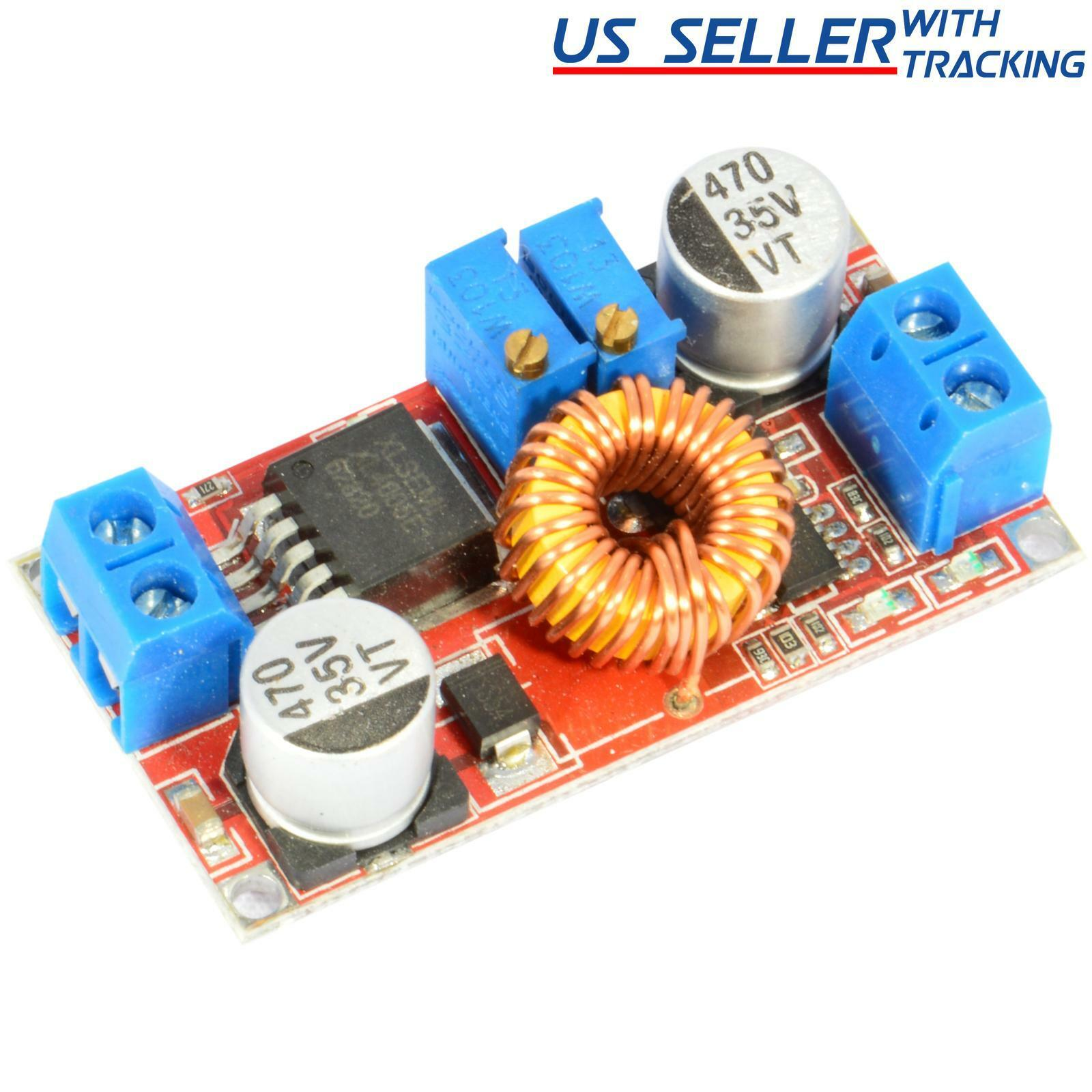 2pcs Xl4005 5a Dc Buck Step Down Voltage Converter Constant Current To Power Module 1 Of 2free Shipping See More