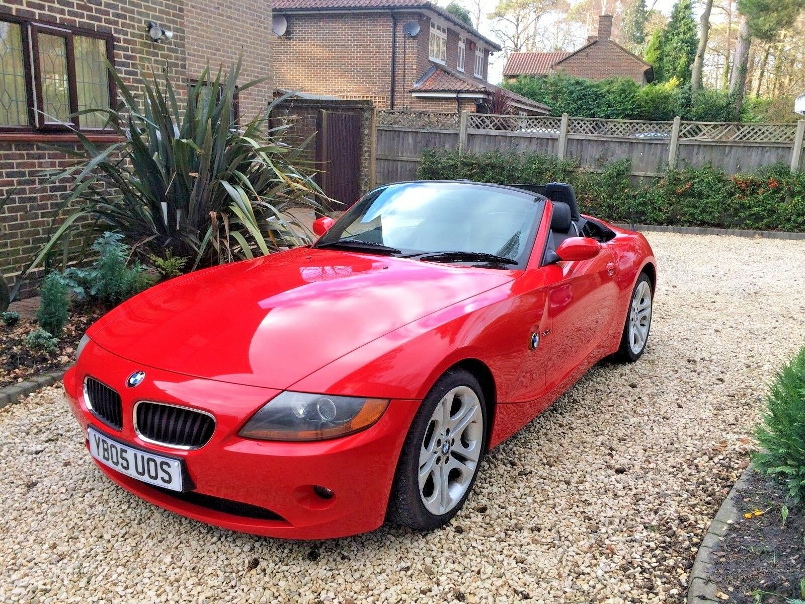 Bmw Z4 2 0 I Se Roadster 2005 Model Full Service