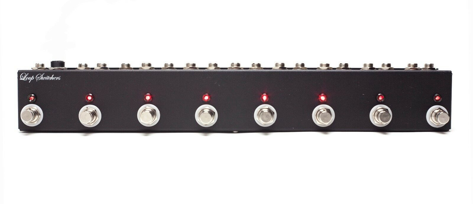LOOP SWITCHERS 8 Channel True Bypass Switch Master Looper - $119.99 ...