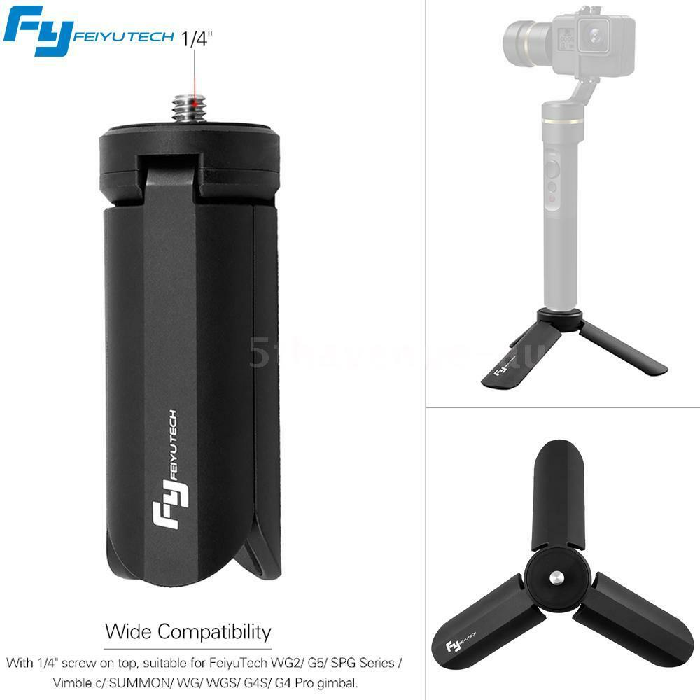 Feiyu Wg2 G5 Spg G4 Mini Table Top Camera Tripod Satnd Gimbal 3 Axis Handheld Steady For Smartphones 1 Of 9only Available