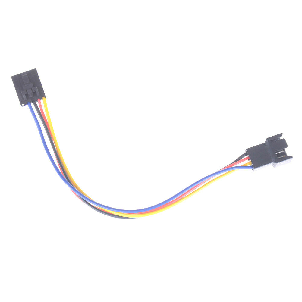 5 Pin To 4 Fan Connector Adapter Convertion Line Extension Cable Power 3pin 2pin Y Splitter Wire On For Dell Hi 1 Of 6free Shipping