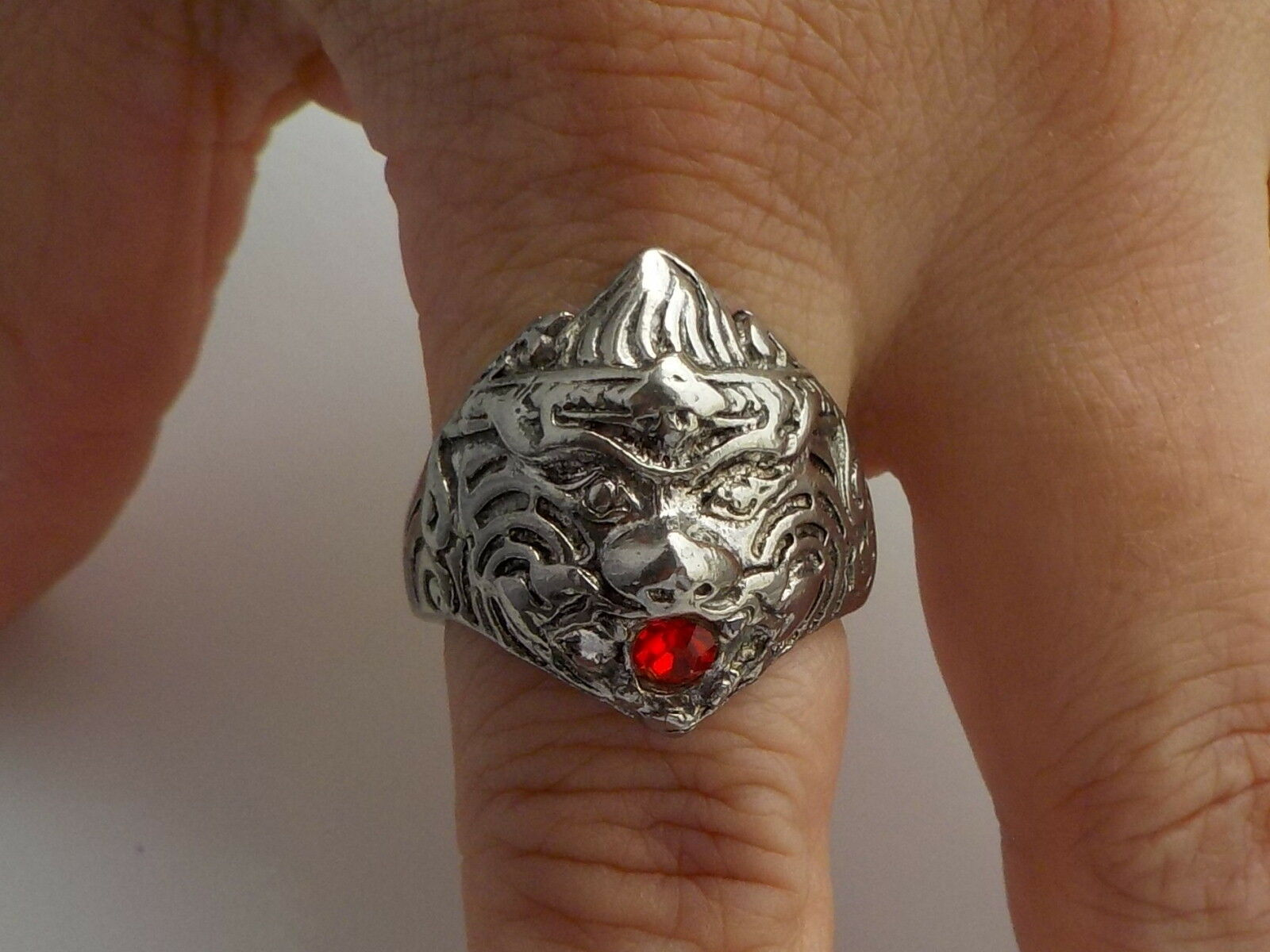 Crowned Lion Ring Beach Metal Detecting Find 2500 Picclick Uk Fun Detector To Findcoins At The