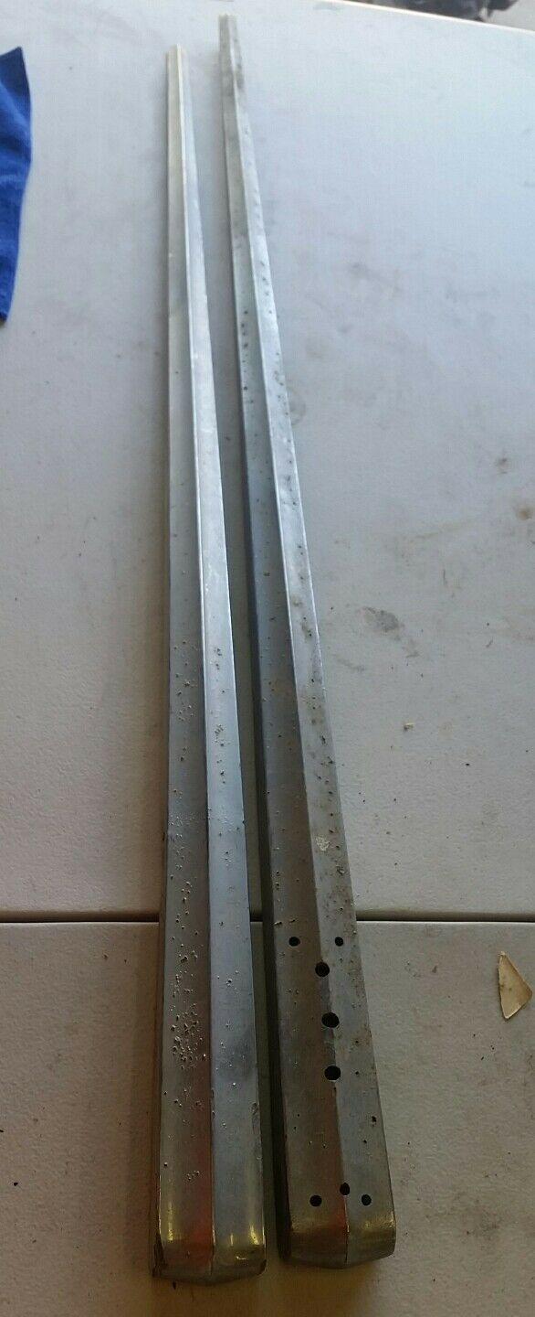1948 1949 Willys Jeep Wagon Jeepster Truck Center Hood Ornament Trim 1947 Wiring 1 Of 10 See More