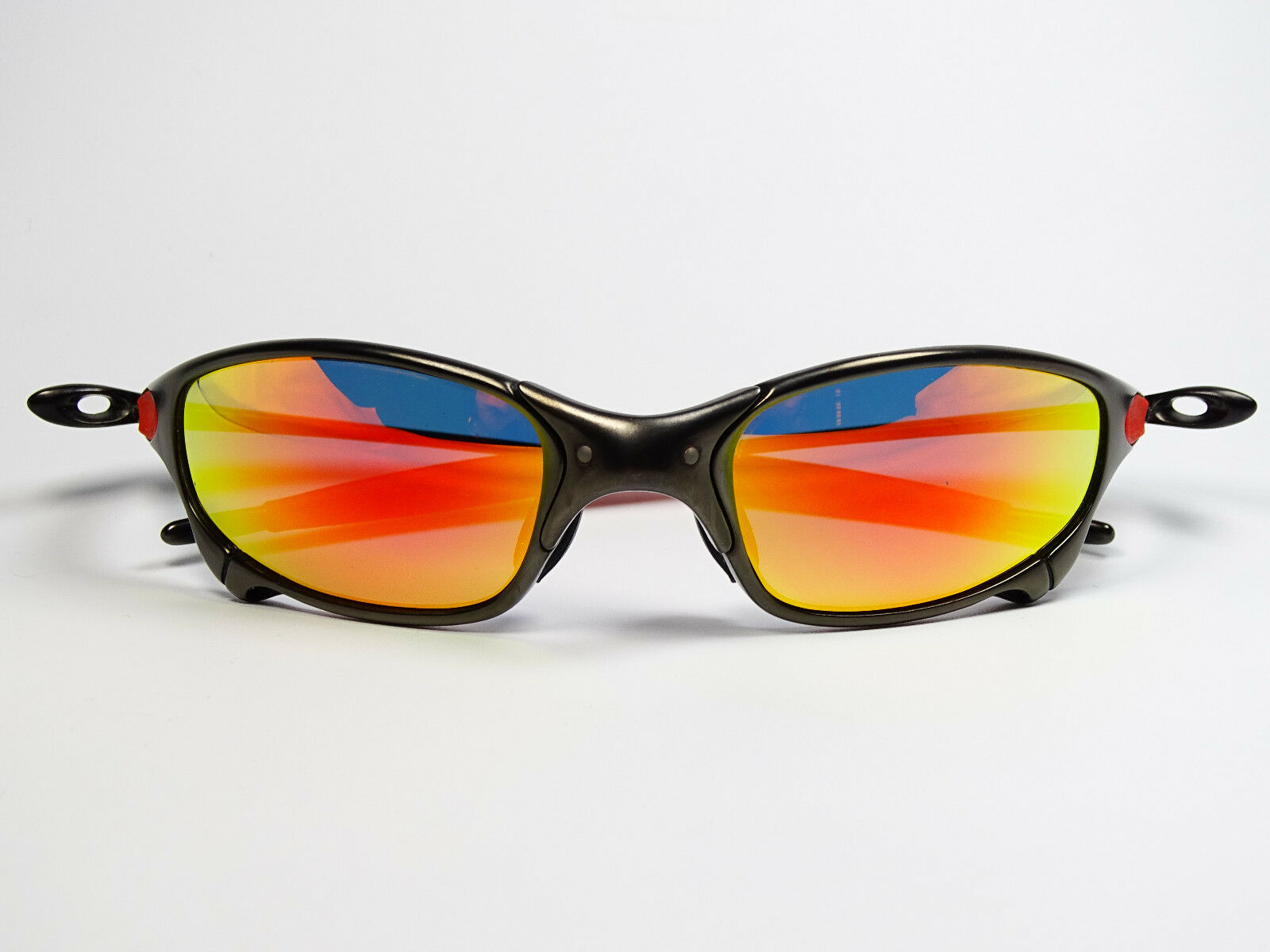 OAKLEY X METAL Juliet Carbon Ruby Sonnenbrille Romeo Squared Xx ...