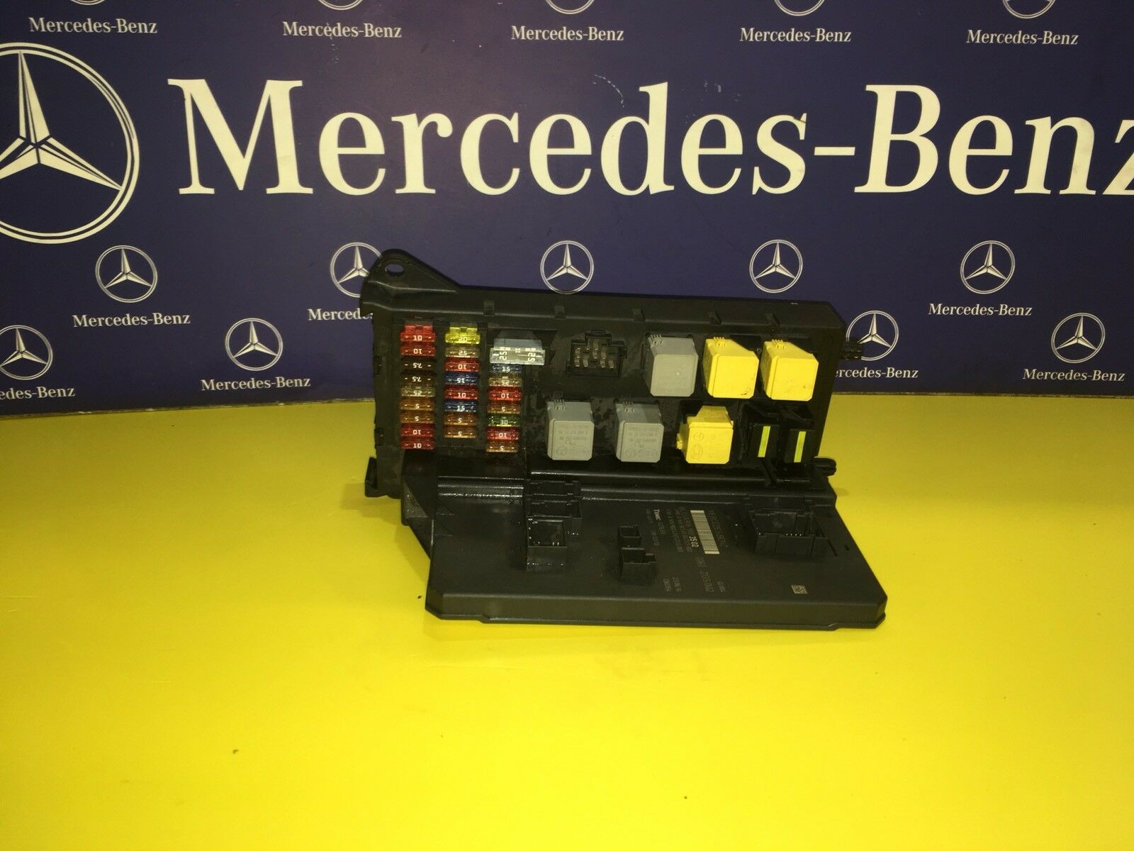 Genuine Mercedes Sprinter Fuse Box Sam Unit A9069006303 With A Fiat Scudo 1 Of 5only 4 Available