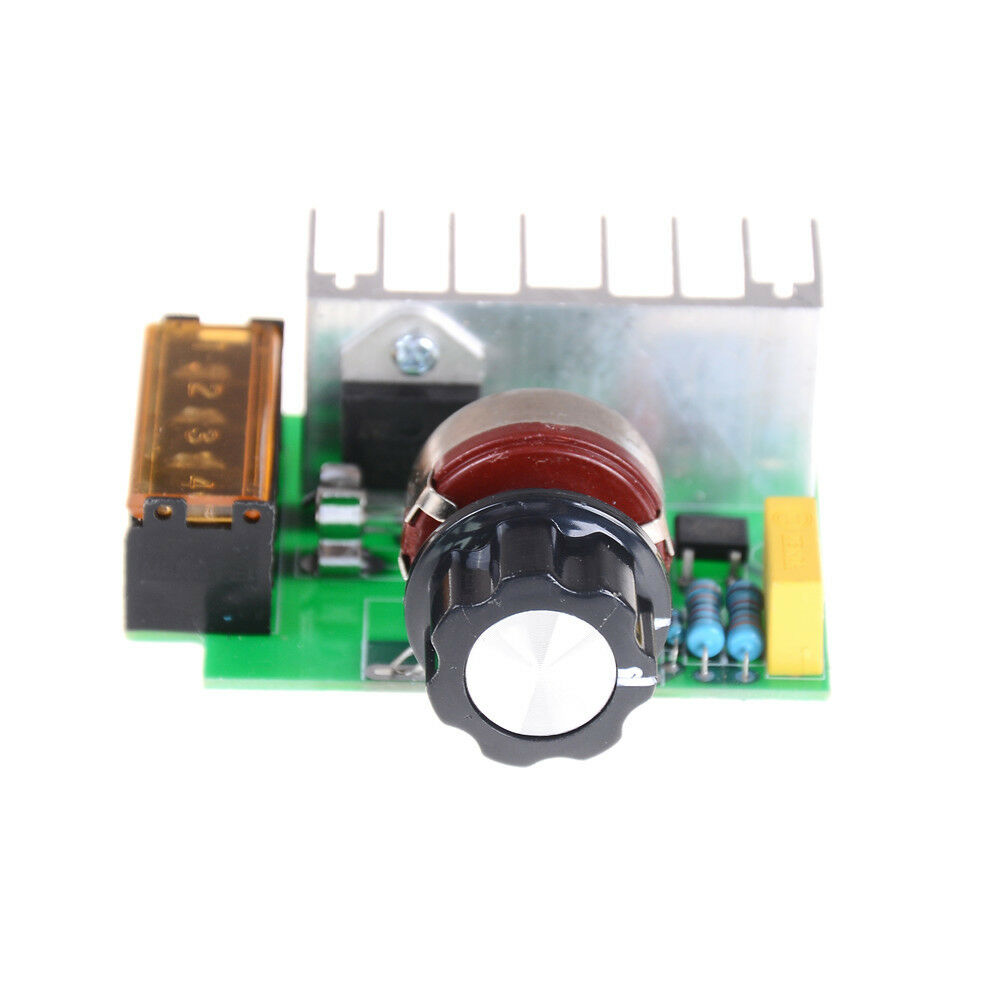 4000w Ac 220v Scr Voltage Adjustable Regulator Motor Speed Control Picture Of Using 1 7only 4 Available Dimmersn