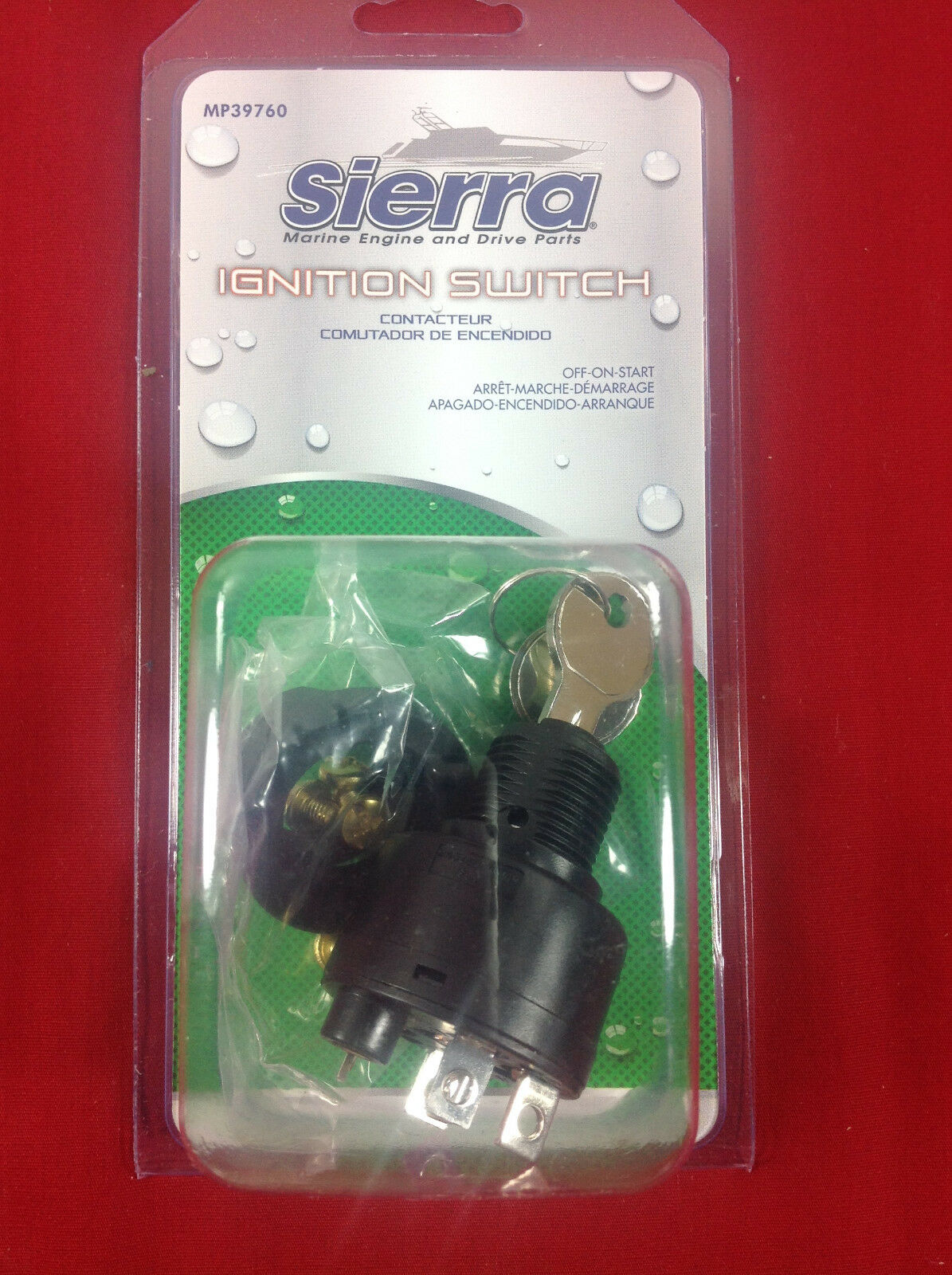 393301 Omc Ignition Wiring Diagram Will Be A Thing Boat Starter Switch Johnson Outboard Marine Mp39760 Rh Picclick Com Cobra Engine Key